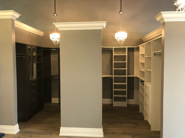 Grinyer Interior Doors Amp Closets Closet Amp Storage
