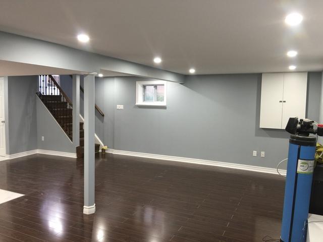 Review of jiangs home renovation inc basement renovation for Renovation review