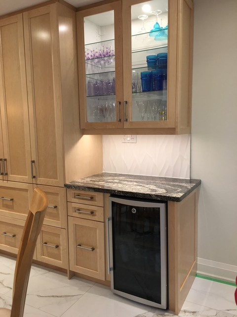 Review of a granito world kitchen planning renovation for Renovation review