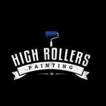 High Rollers Painting's logo