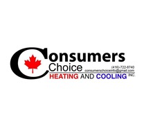 Consumers Choice Heating & Cooling Inc.'s logo