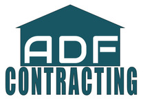 Adf Contracting's logo
