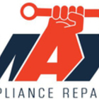 Max Appliance Repair's logo