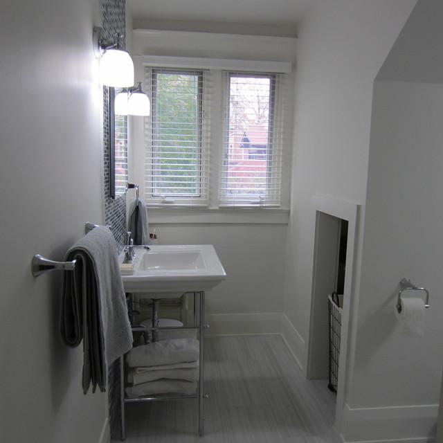 review of ward group bathroom renovation in toronto homestars