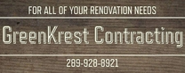 Greenkrest Contracting 's logo