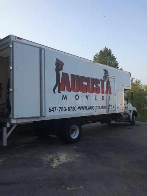 Augusta Movers Toronto Inc Moving Amp Storage In Toronto