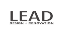 Lead Design+Renovation's logo