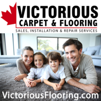 Victorious Carpet Installation & Repair Services's logo