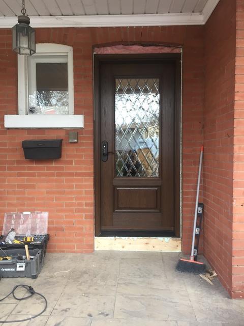 Review of luca 39 s windows and doors inc windows doors for Window and door companies near me