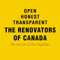 The Renovators Of Canada's logo