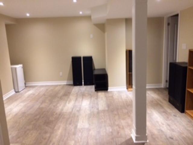 Homestars for Full finished basement