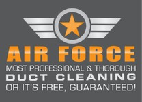 Air Force Duct Cleaning's logo