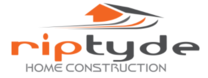 Riptyde Home Construction's logo
