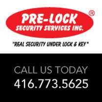 Pre-Lock Security Services Inc's logo