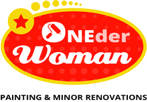 ONEder Woman Renovations's logo