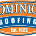Dominion Roofing's logo
