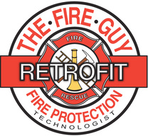 The Fire Guy's logo