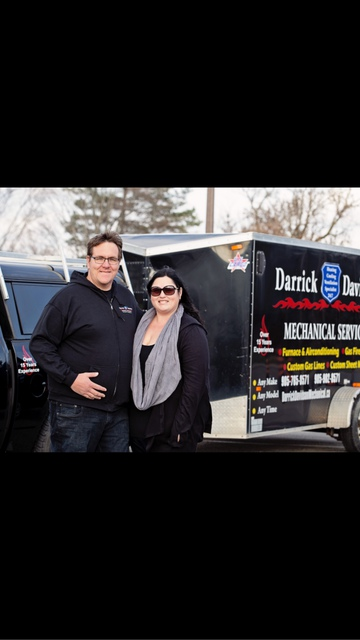 Darrick Davidson Mechanical Services Limited Heating