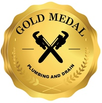 Gold Medal Plumbing And Drain's logo