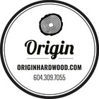 Origin Hardwood's logo