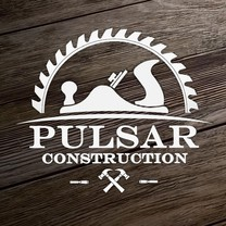Pulsar Construction's logo