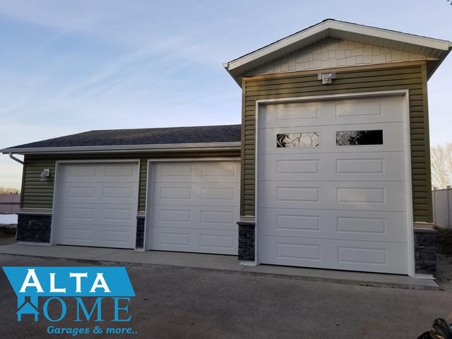 Alta home garage builders more basement renovation in for Garage auto star antony