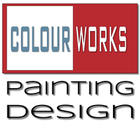 Colour Works Painting Design's logo