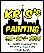 Kris's Painting and Stucco Removal's logo