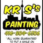 Kris's Painting and Popcorn Removal's logo