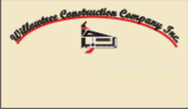 Willowtree Construction Company's logo