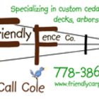 Friendly Fence's logo