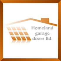 Homeland Garage Doors Ltd.'s logo