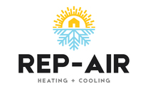 Rep Air Heating And Cooling Inc.'s logo