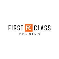 First Class Fencing's logo