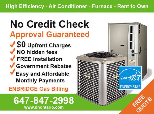 Demark Home Ontario Heating Amp Air Conditioning In