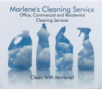Marlene's Cleaning Service's logo