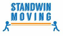 Standwin Moving's logo