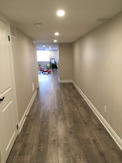 Review of krys construction basement renovation in for Renovation review
