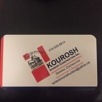 Kourosh Interior Construction Inc.'s logo