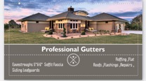 Professional Gutters 's logo
