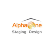 AlphaOne Staging Design's logo