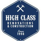High Class Renovations & Construction's logo