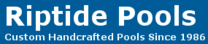 Riptide Pools Inc's logo