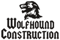 Wolfhound Construction's logo