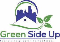 Green Side Up Contracting's logo