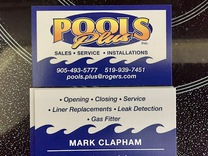 Mark's Pools Plus's logo