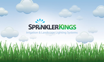 Sprinkler Kings's logo