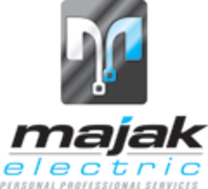 Majak Electric's logo