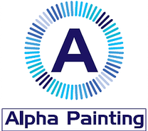 Alpha Painting's logo