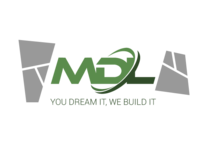 MDL Construction's logo